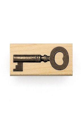 Leavenworth Jackson Stamp Heart Key