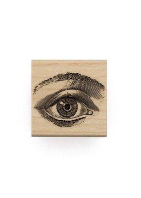 Leavenworth Jackson Stamp Left Eye