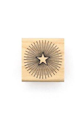 Leavenworth Jackson Stamp Star Rays