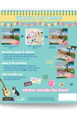 Ann Williams Craft-tastic Sticker It Up Good Vibes