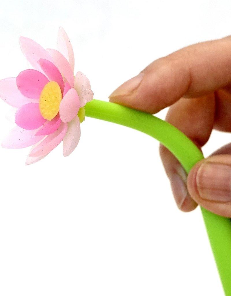 Lotus Flower Gel Pen