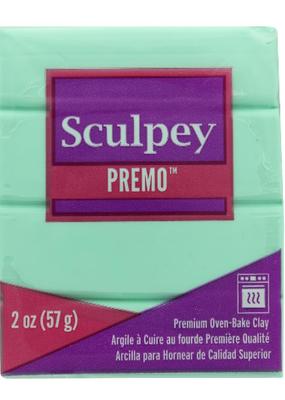 Sculpey Premo 2oz Mint Green