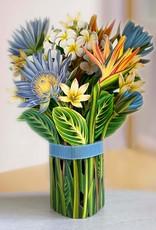 Fresh Cut Paper FreshCut Paper Flowers Tropical Bloom