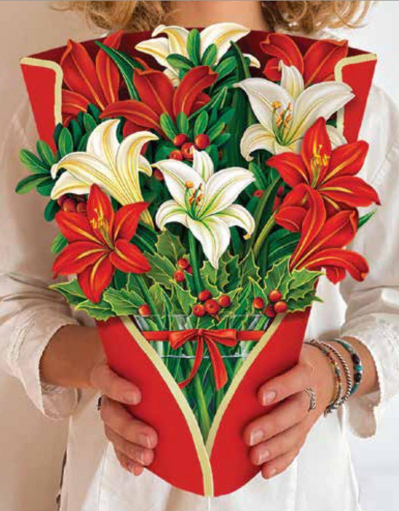 Fresh Cut Paper FreshCut Paper Flowers Winter Joy