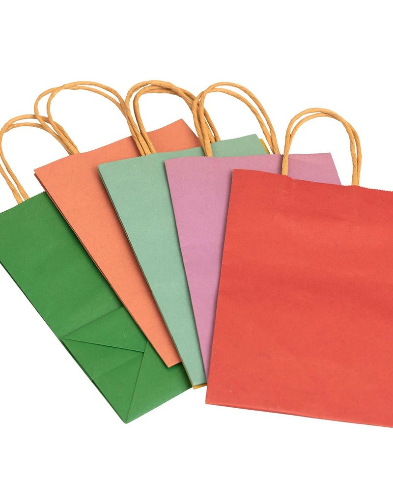 American Crafts Color Gift Bag Set 5.25 x 8.25