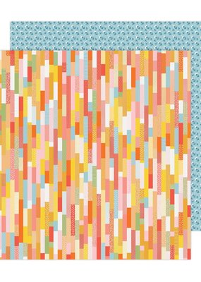 American Crafts 12 x 12 Decorative Paper Bungalow Lane #4