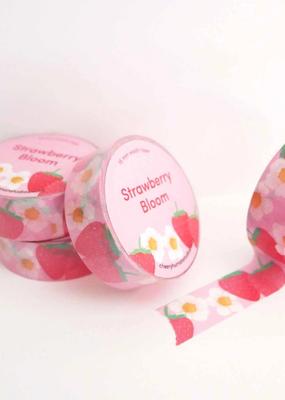Cheery Human Studios Washi Strawberry Bloom