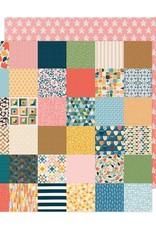 American Crafts 12 x 12 Decorative Paper Bungalow Lane #20