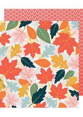 American Crafts 12 x 12 Decorative Paper Bungalow Lane #9