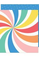 American Crafts 12 x 12 Decorative Paper How Fun!