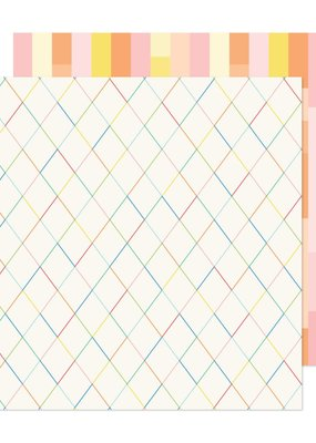 American Crafts 12 x 12 Decorative Paper Reflections