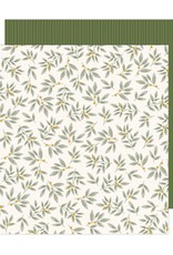 American Crafts 12 x 12 Decorative Paper Grow