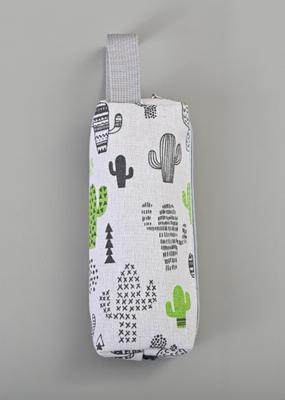 collage Pencil Case Cactus