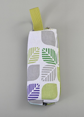 collage Pencil Case Abstract Leaf