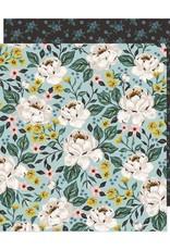American Crafts 12 x 12 Decorative Paper Fresh Bouquet