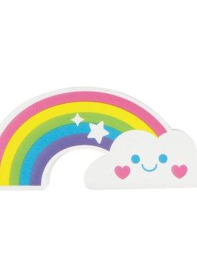 Ooly Rainbow Buddy Vanilla Scented Jumbo Eraser