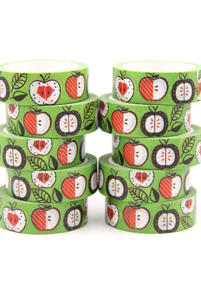 collage Washi Apples