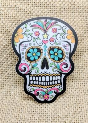 Iamsonotcool Sticker Sugar Skull