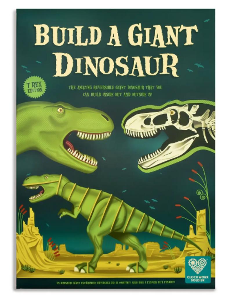 Clockwork Soldier Create Your Own  Giant Dinosaur