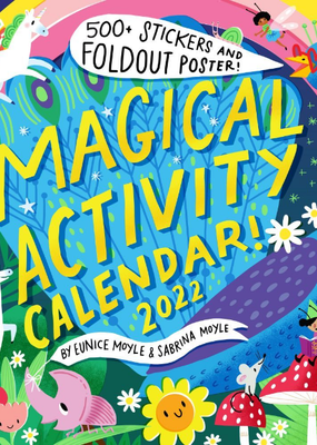 Workman 2022 Wall Calendar Magical Activity