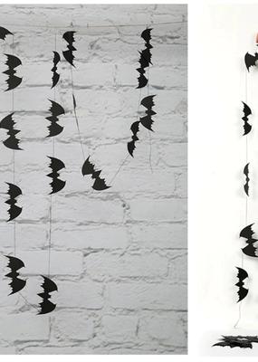 collage Paper Banner Bats 13 Feet