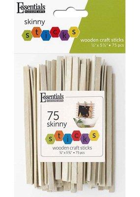 Leisure Arts Wooden Craft Sticks