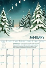 Workman 2022 Wall Calendar Living In Nature