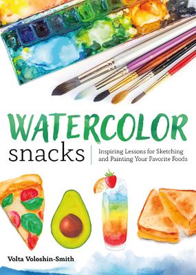 Ingram Watercolor Snacks