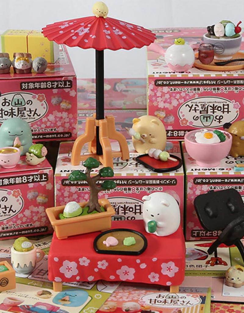 collage Blind Box Sumikko Gurashi Dessert