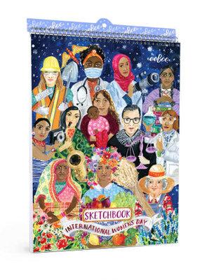 eeBoo Sketchbook International Women's Day
