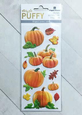 Paper House Stickers Pumpkins