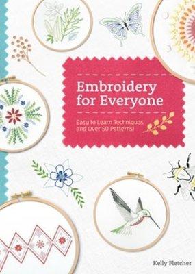 Quarto Publishing Embroidery for Everyone