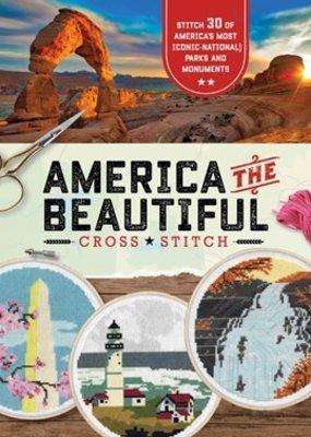 Quarto Publishing America the Beautiful Cross Stitch