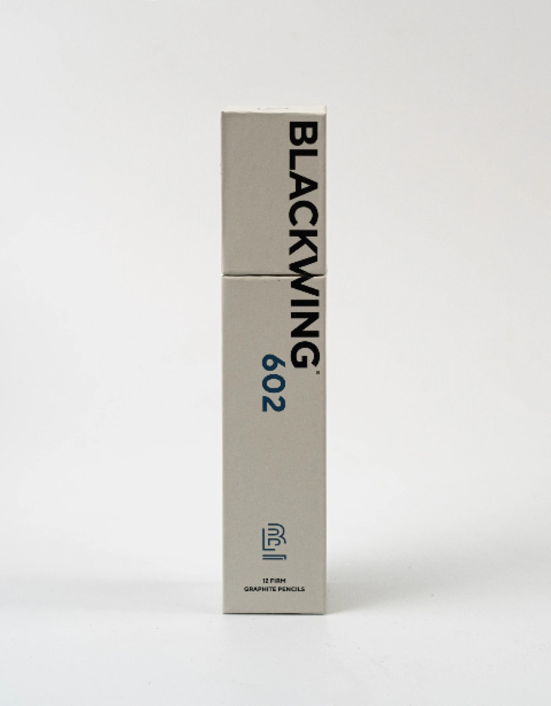Blackwing Blackwing 602 Firm Graphite Pencils Box