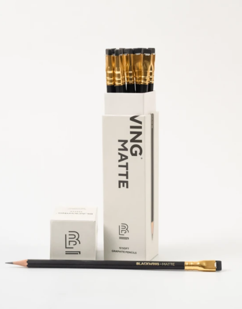 Blackwing Blackwing Soft Graphite Pencils Box