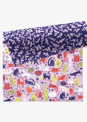 march Wrap Sheet Cat Nip
