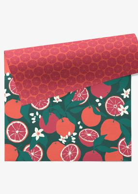 march Wrap Sheet Winter Zest