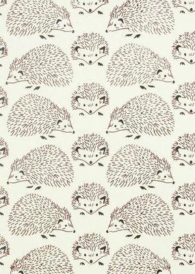 Midori Wrap Sheet Hedgehog