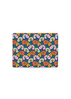 Denik Layflat Notebook Wildflower Classic