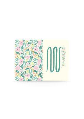 Denik Layflat Notebook Serpentine Classic