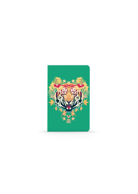 Denik Layflat Notebook Tiger