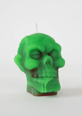 Gift Republic Zombie Head Candle