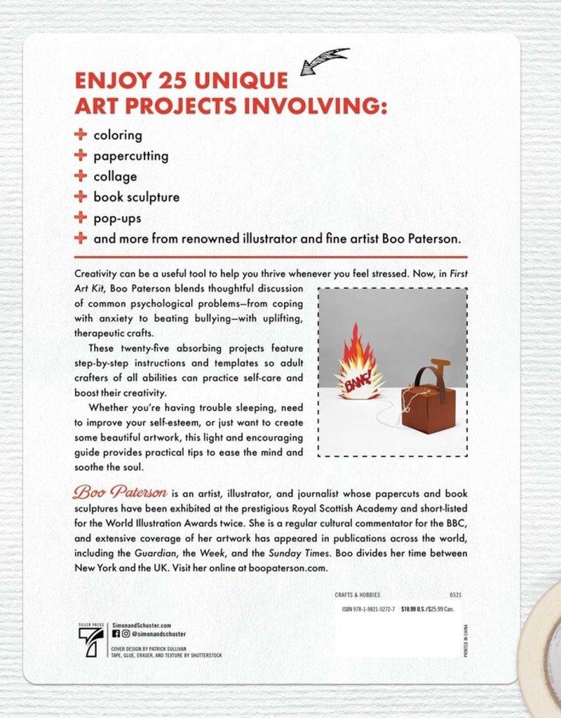Simon & Schuster First Art Kit