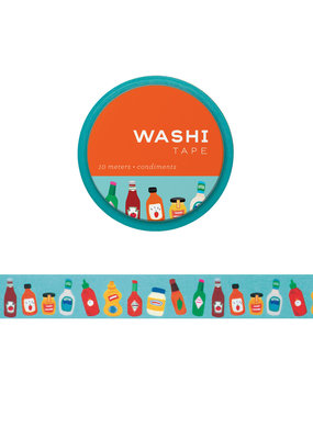 Girl of All Work Washi Condiments