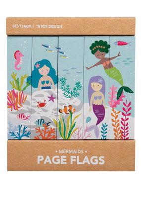 Girl of All Work Page Flags Mermaids