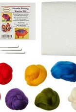 Colonial Colonial Needle Felting Starter Kit
