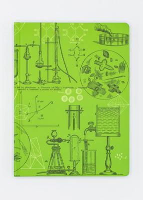 Cognitive Surplus Hypothesis Hardcover Dot Grid Beaker