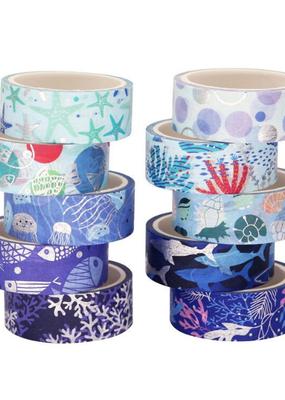 collage Washi Set Ocean