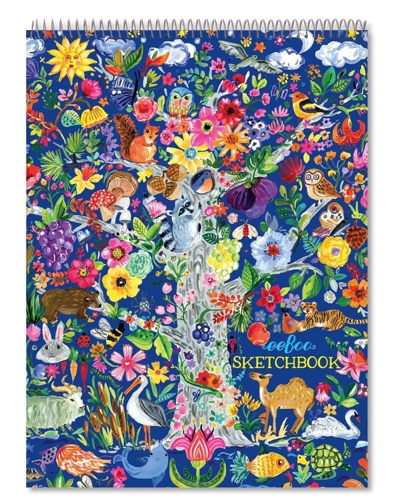 eeBoo Sketchbook Tree of Life