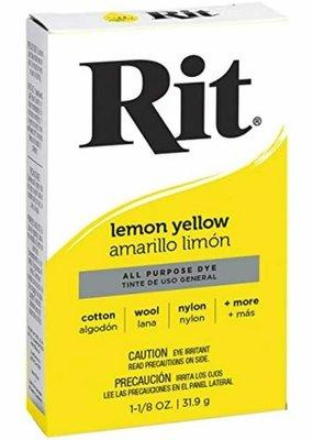 Rit Dye Rit Dye Powder Lemon Yellow